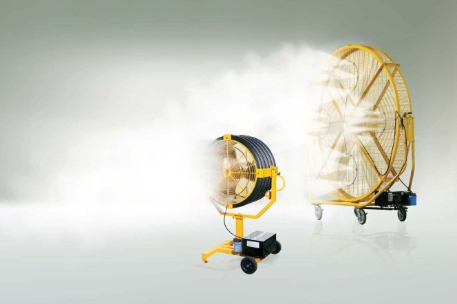 AirGo and Yellow Jacket Misters