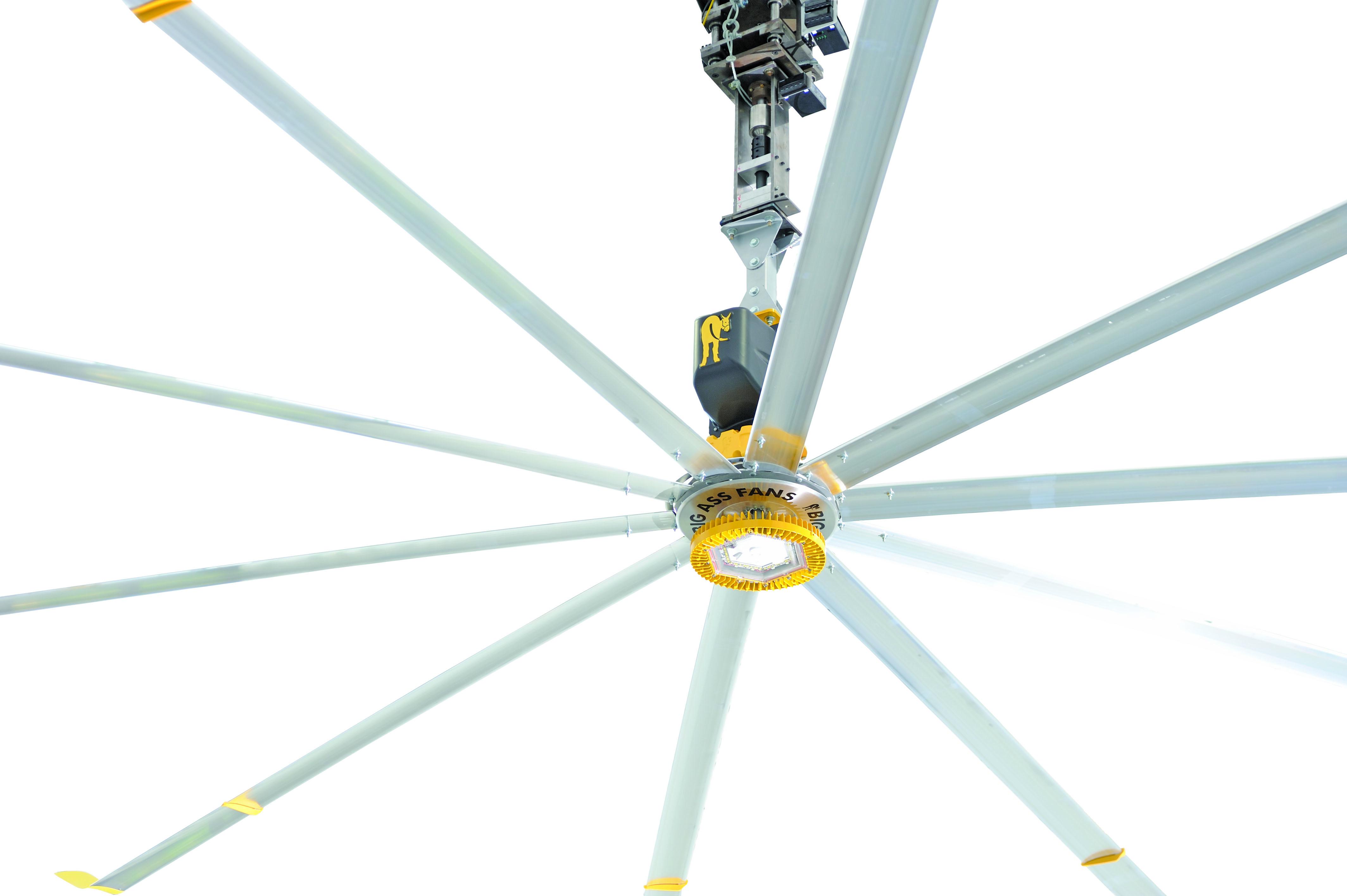 Large Industrial Ceiling Fans as well Vintage Industrial Floor Fan in ...